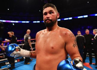 Tony Bellew Net Worth