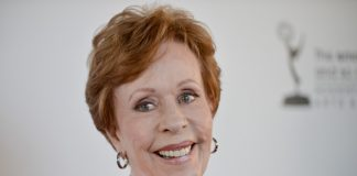 Carol Burnett Net Worth