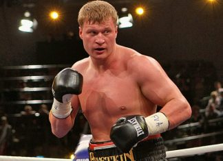 Alexander Povetkin Net Worth