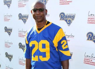Eric Dickerson Net Worth