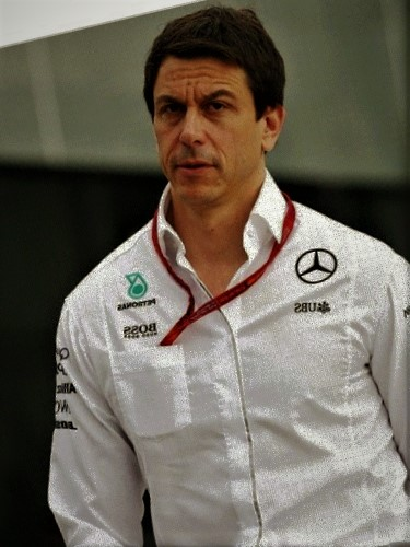 Toto Wolff Net Worth Career Family Children Wife