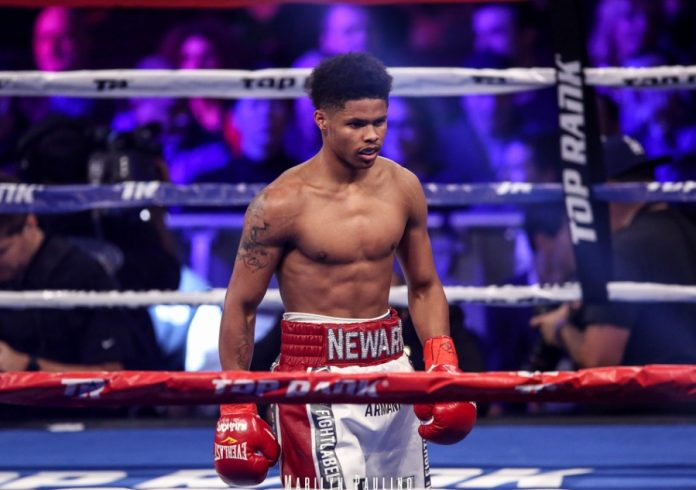Shakur Stevenson Net Worth