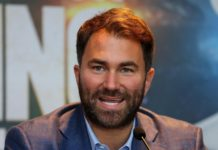 Eddie Hearn Net Worth