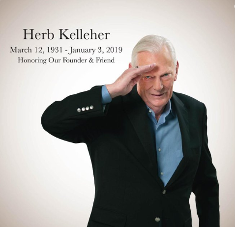 Herb Kelleher Net Worth