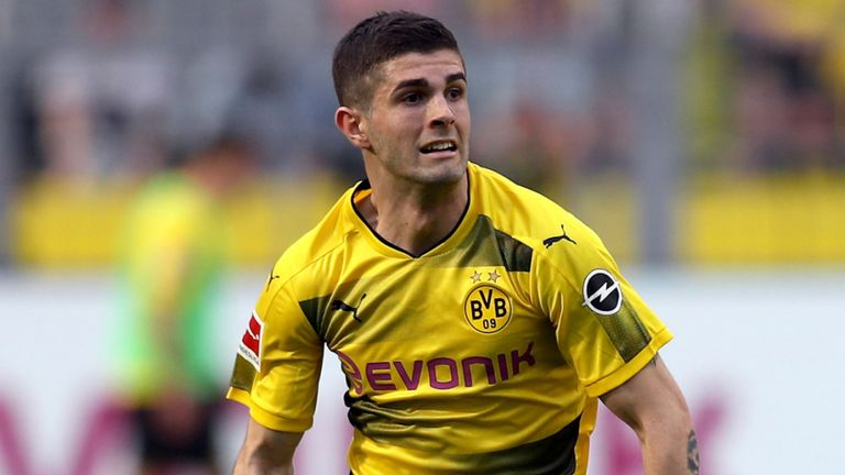 Christian Pulisic Net Worth, Age, Salary
