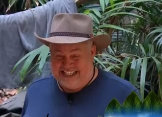 Cliff Parisi Get me out of here net worth