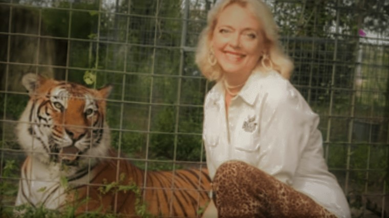 Carole Baskin Big Cat Rescue Net Worth