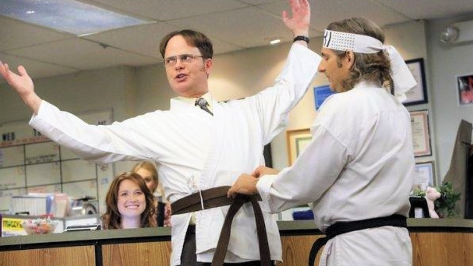 Michael Imerioli Net Worth The Office Karate