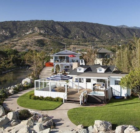 Mila Kunis Net Worth Home House