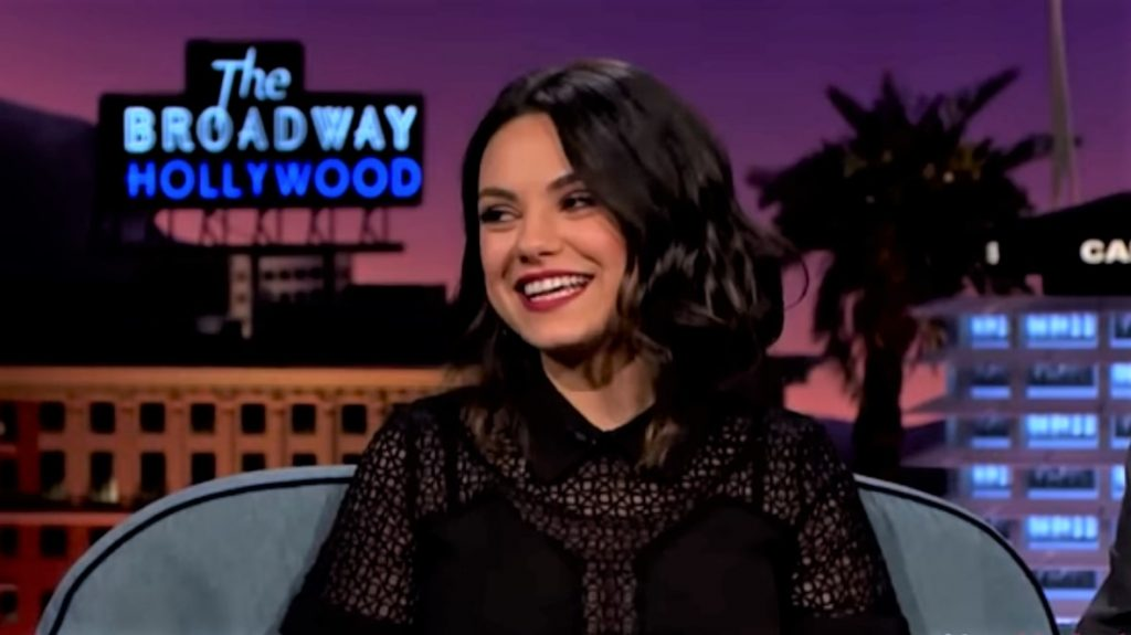 Mila Kunis Net Worth Interview