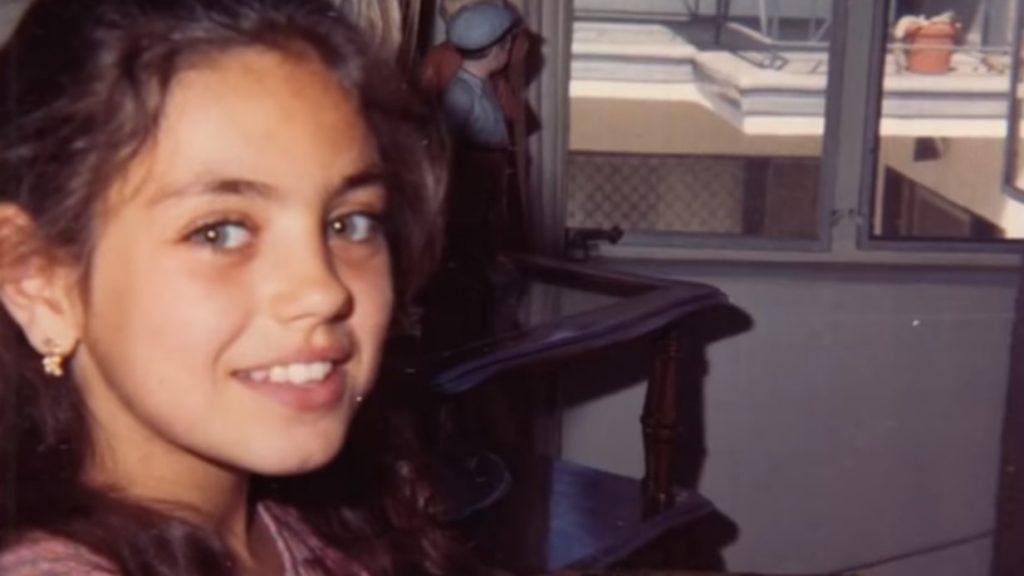 Mila Kunis Teenage Actress