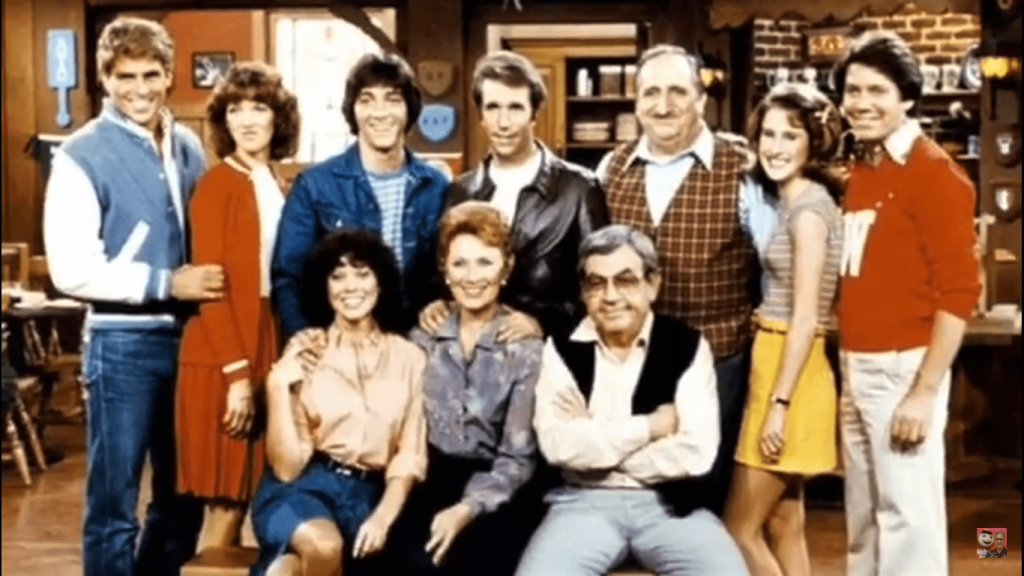 Ted McGinley Happy Days