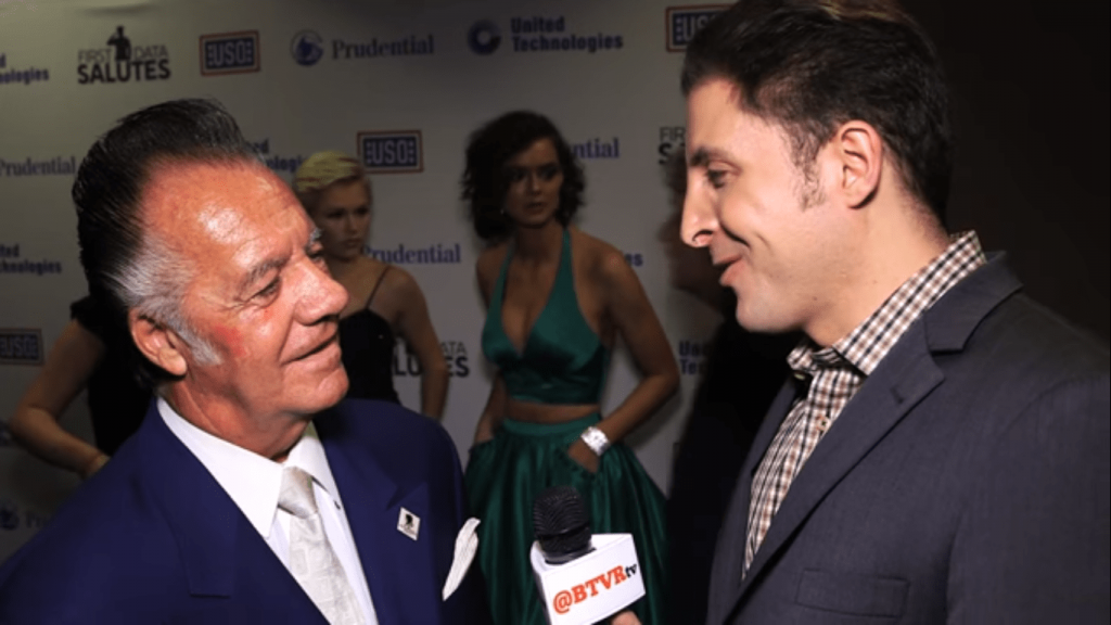 Tony Sirico Interview