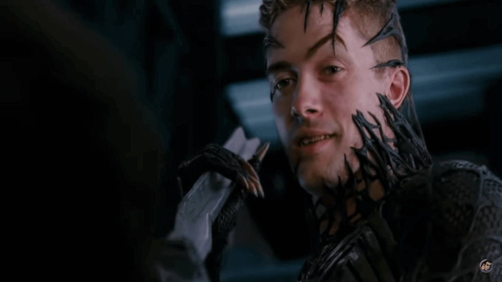 Topher Grace Venom Spider Man 3
