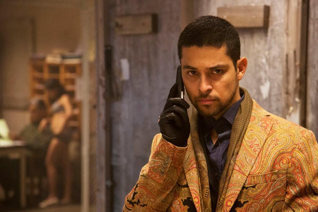Wilmer Valderrama From Dusk Till Dawn