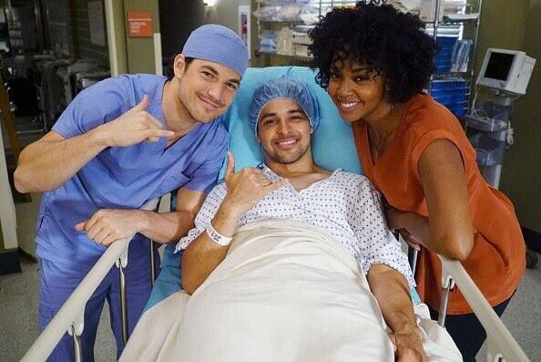 Wilmer Valderrama Grey's Anatomy