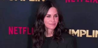 Courtney Cox, Actress