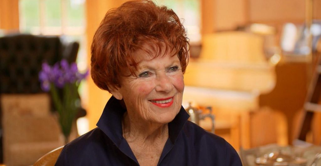 Actress Marion Ross (Retired)