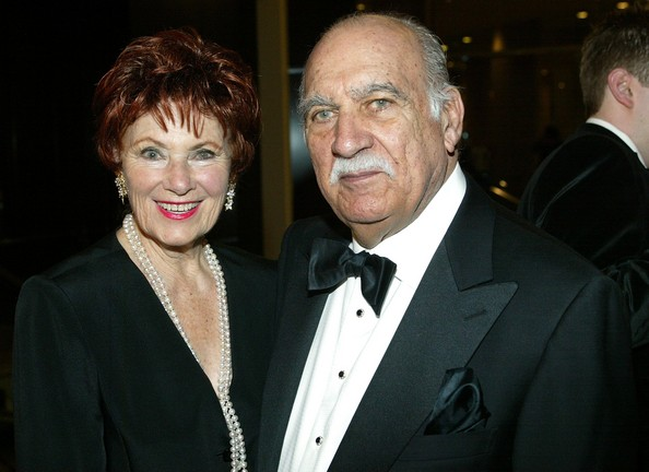 Marion Ross With Her Late Spouse, Actor Paul Micheal