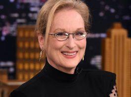 Meryl Streep, actress