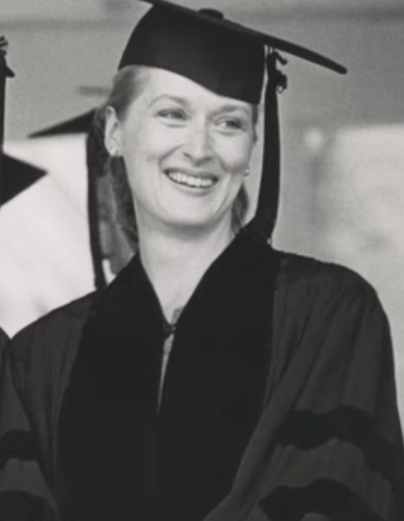 Meryl Streep in her younger days
