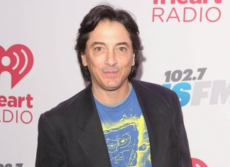 Actor Scott Baio