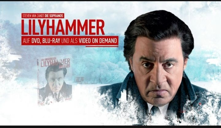 Steven Zandt on Lilyhammer