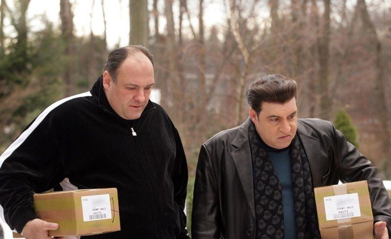 Steven Zandt on The Sopranos