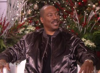 Murphy speaks on comedy sequel, Coming to America 2
