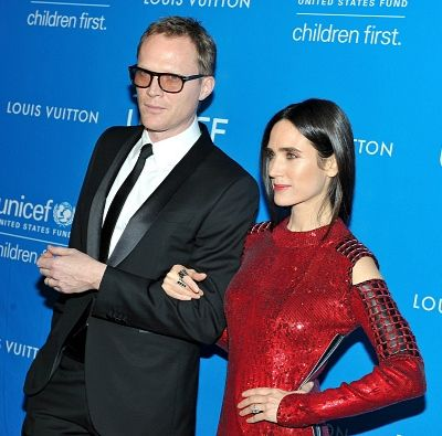 Jennifer Connelly with hubby, Paul Bettany
