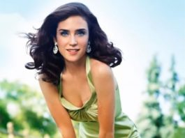 Jennifer Connelly, actress & model