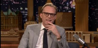 Actor Paul Bettany