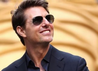 Actor Tom Cruise