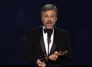 Multi-award winning actor, Christoph Waltz