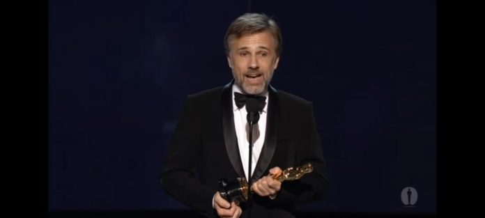Multi-award winning actor, Christoph Waltz