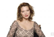 Lea Seydoux, model/actress