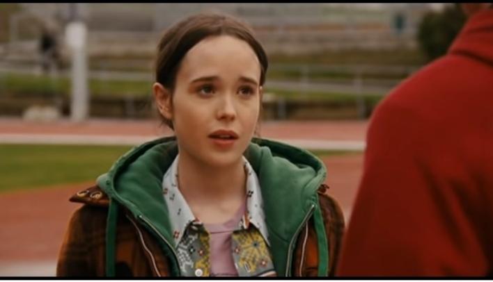 Page as Juno in 'Juno'