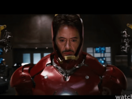 RDJ Iron Man