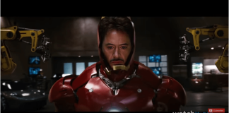 RDJ Iron Man