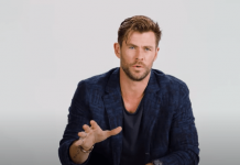 Chris Hemsworth Netflix