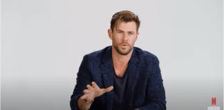 Chris Hemsworth Netflix