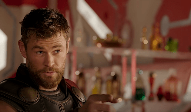 Chris Hemsworth Ragnarok