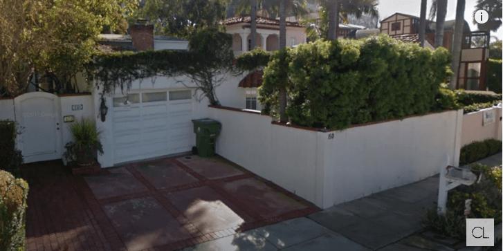 Bale's Santa Monica House